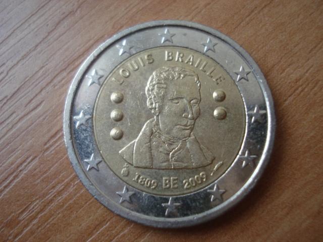 Piece De 2 Euros Rare Louis Braille Valeur Vinnyoleo Vegetalinfo